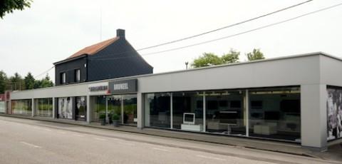 Chevanhus op kookdemo 23 en 24 april bij opening Electro Bruneel te Vlamertinge